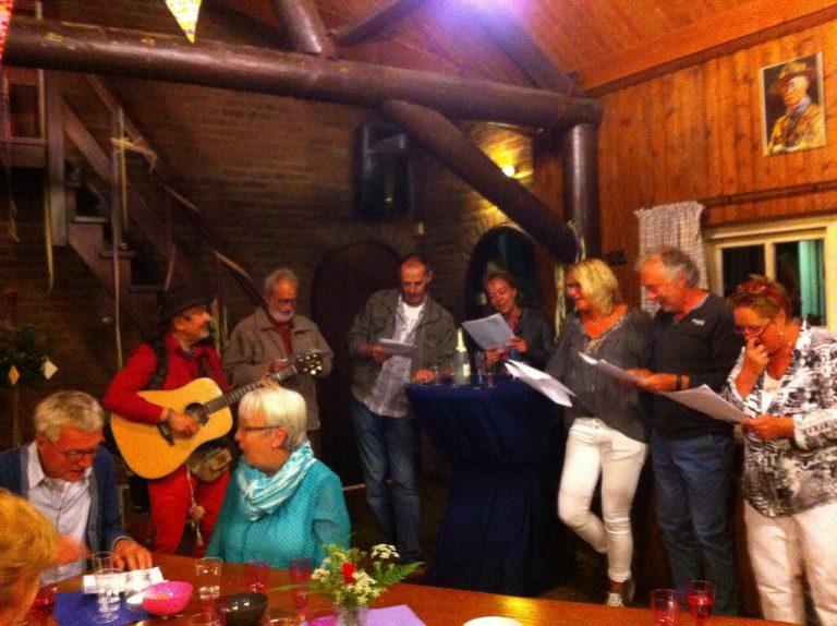 Zingen op uw feest met Troubadour Rob Krot