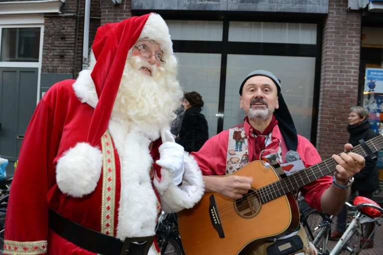 Kerst Troubadour Rob Krot