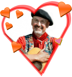 Valentijn Troubadour Rob Krot Feestdagen